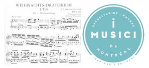 Oratorio- I Musici- Zeitouni