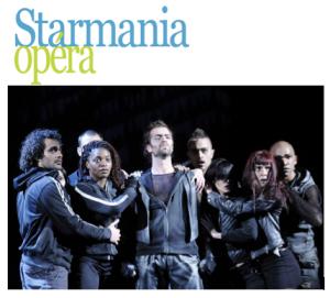 Starmania opéra- Image