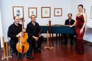 France Caya et Société de musique ancienne de Drummondville