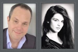 Simon Chaussé et Dana Andrea Nigrin