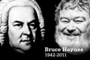 Bach et Haynes