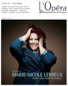 L'Opéra- Numéro 12- Couverture définitive